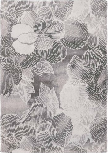 Louis De Poortere teppich Villa Nova LX 8755 Akina Carbon